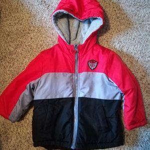 4T Boy's Toddler Winter Jacket